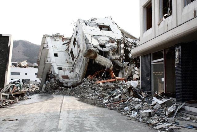 震災などの災害復興に貢献